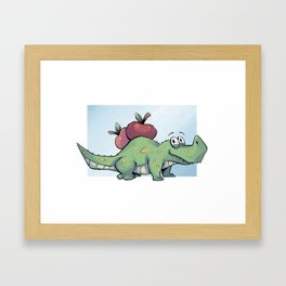 Applegator Framed Art Print