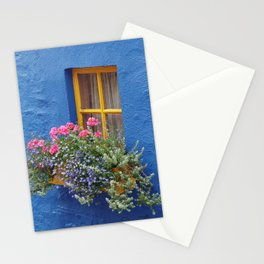 Blue House -Ireland Stationery Cards
