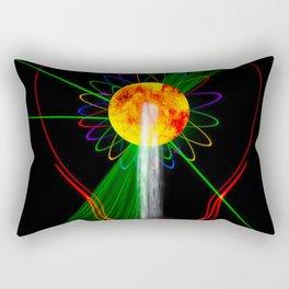 Light and water Rectangular Pillow