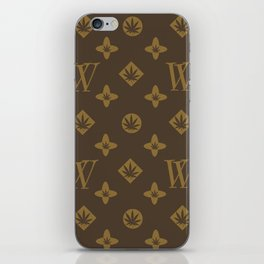 Weed Couture iPhone Skin