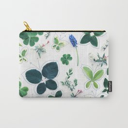 Nature Butterfly Pattern 1 Carry-All Pouch