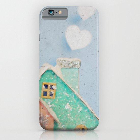 Keeping Warm iPhone & iPod Case