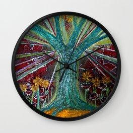 jours de canicule Wall Clock
