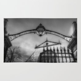 Greyfriars Kirk Cemetery Edinburgh Rug