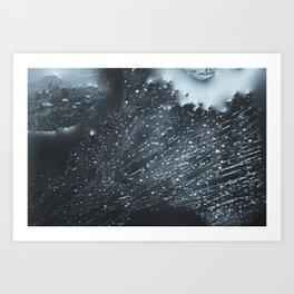 Icescape 2 Art Print