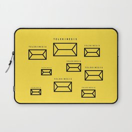 TELEKINESIS Laptop Sleeve