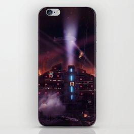 Andover Esate, Blade Runner Style iPhone Skin