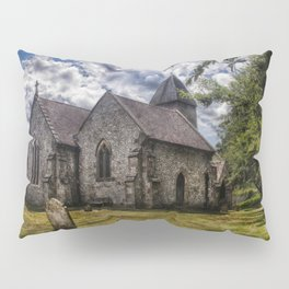 Streat Church Pillow Sham