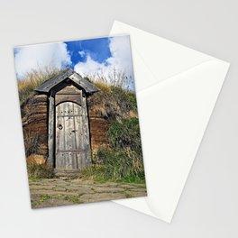 Eiríksstaðir Living Museum in West Iceland (2) Stationery Cards
