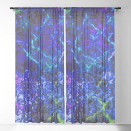 Design #1 Sheer Curtain