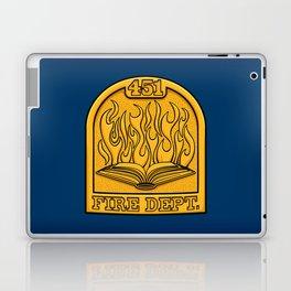 Fire Department 451 Laptop & iPad Skin