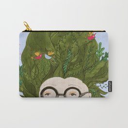 e.e cummings Carry-All Pouch