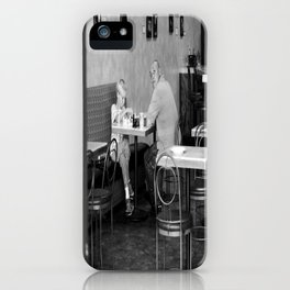 Don't look... iPhone Case