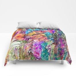 The garden of Eden Comforters