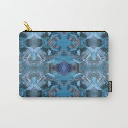 HDR Wild Flower Vision Geometry Carry-All Pouch