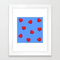 Sweetheart Framed Art Print