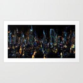 ACS-X26-2 Art Print