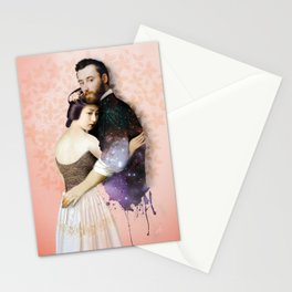 Hold Me Now Stationery Cards