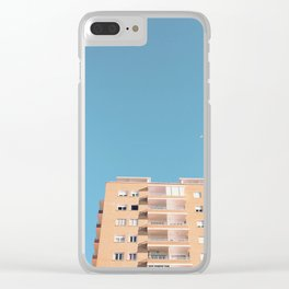 Structure Clear iPhone Case