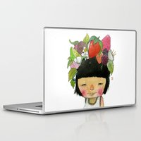 spring Laptop & iPad Skins featuring Spring  by Young Ju