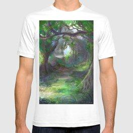 Elven Forest T-shirt