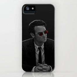 Matt Murdock iPhone Case
