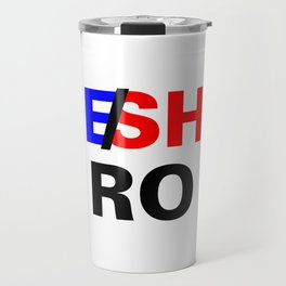 Hero - Shero  -  Equality Travel Mug