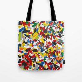 The Lego Movie Tote Bag