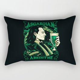Asgardian Absinthe Rectangular Pillow