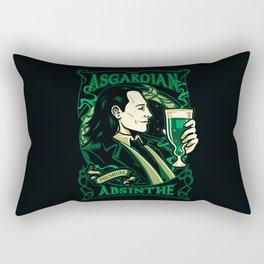 Asgardian Absinthe Rectangular Pillow