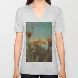 The beauty of simple things Unisex V-Neck