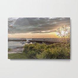 Lanes Cove Sunset 5-20-18 Metal Print