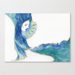 Ocean Overlook Canvas Print