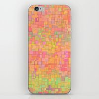 metropolis iPhone & iPod Skins featuring Metropolis  by Lisa Argyropoulos