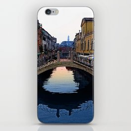 Venice, Italy Morning iPhone Skin