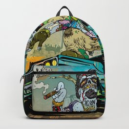 B-Side Low Ride Backpack