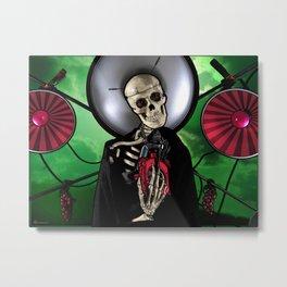 Light Reaper Metal Print