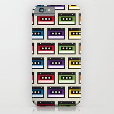 Mix tapes Slim Case iPhone 6s