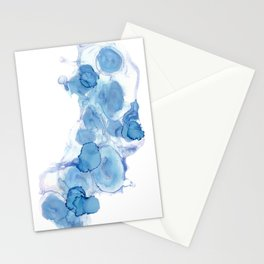 Abstract Flow No. 3 Stationery Cards