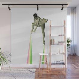 Ballet Moves Wall Mural