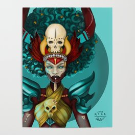 Voodoo Fantasy Poster