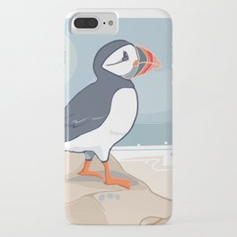 Coastal Birds By The Sea iPhone Case