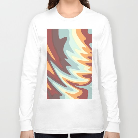 Abstract painting 155 Long Sleeve T-shirt