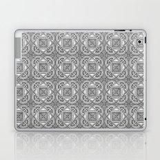 Downtown Doodler: Temple Court Archi-doodle Laptop & iPad Skin