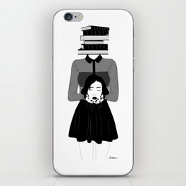 Disconnection iPhone Skin