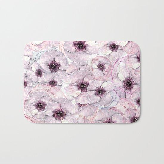 Flower carpet(53). Bath Mat