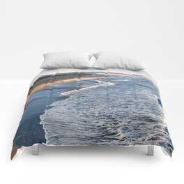 Lands End Beach Comforters