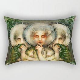 """The Chimera"" (or ""Faith"") Original Full Version HR Rectangular Pillow"