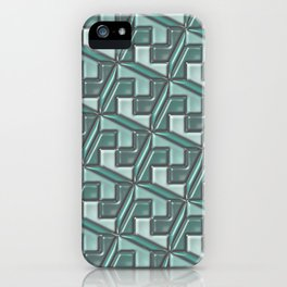 Geometrix 160 iPhone Case