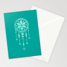 Frost and Dream Stationery Cards